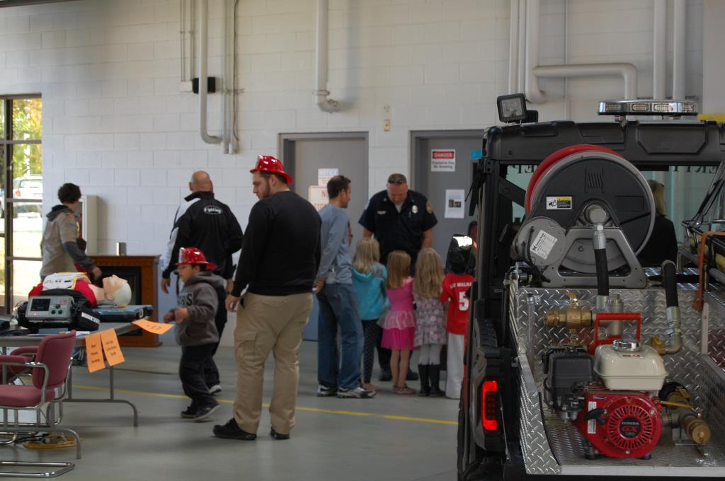 FD Open House 2014