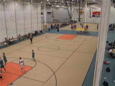 LSC Basketball Court